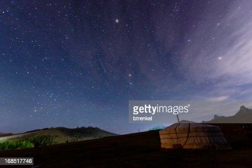 Under the stars - Mongolia