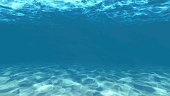 light blue under water with Sand texture