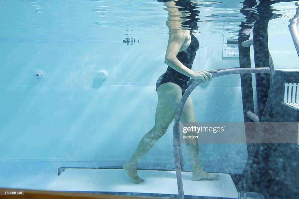 under water treadmill