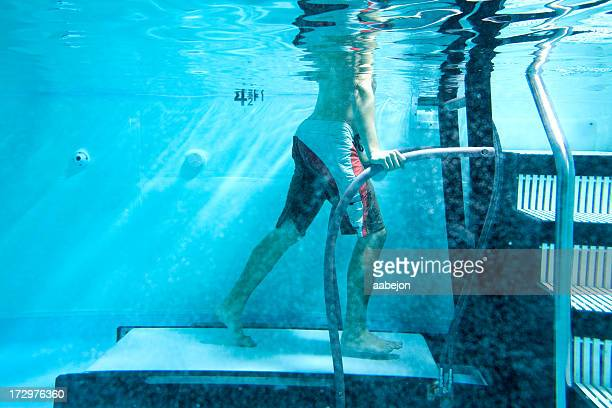under water treadmill