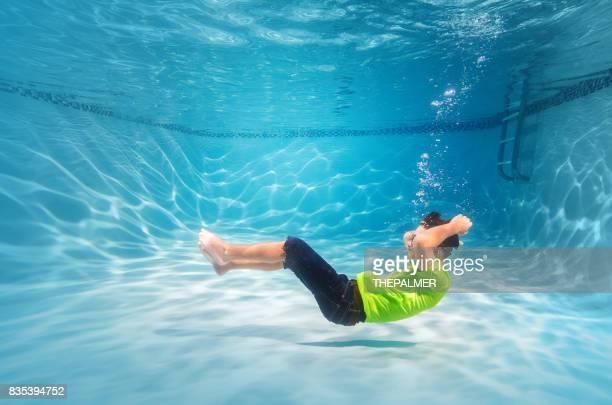 Unterwasser-abs