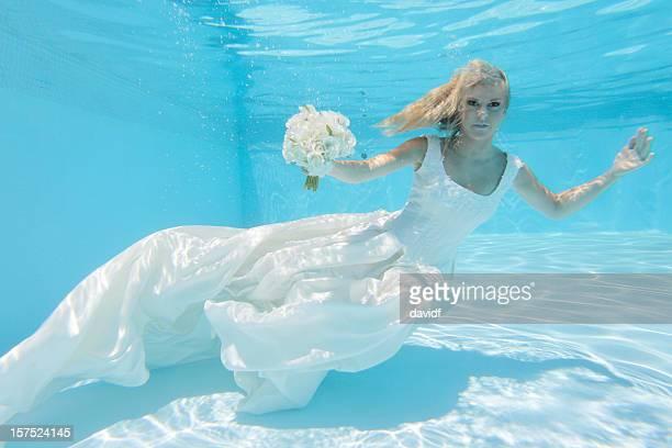 Underwater Bride