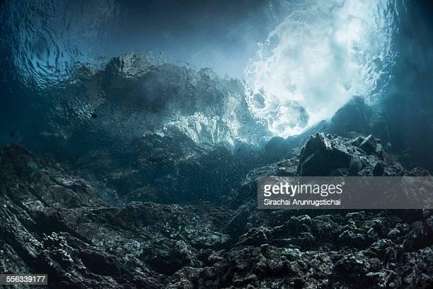 Underwater Landscape at Koh Bon, Similan Islands