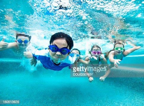 Unterwasser-Sicht