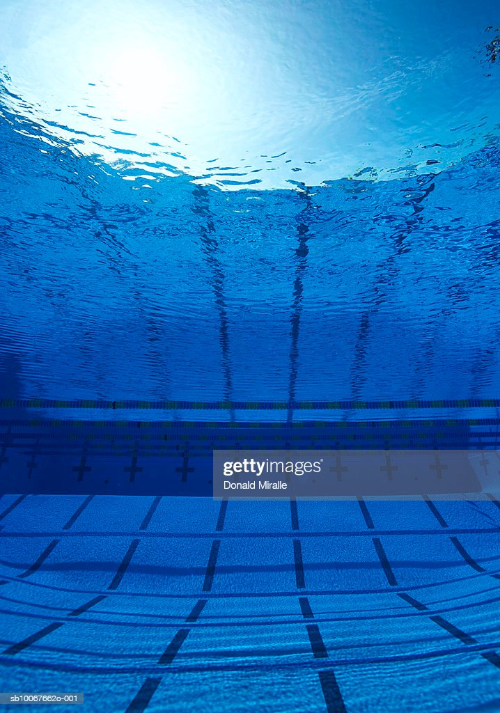 olympic swimming pool getty images