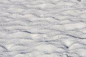 Undulating snow background, England, UK, Western Europe.