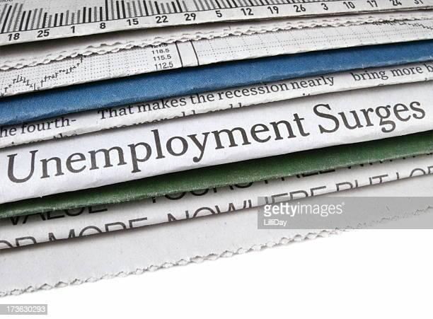 Unemployment Surges