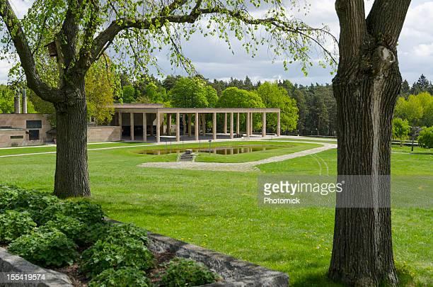 ユネスコの世界文化遺産、ウッドランド墓地