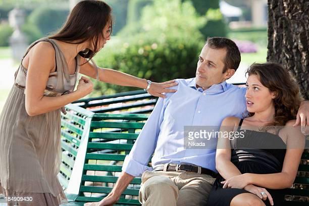 Unfaithful marito