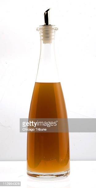 Unfiltered Apple Cider Vinegar It's easy to make herbal or other kinds of vinegar at home said Lawerence J Diggs in 'Vinegar The UserFriendly...