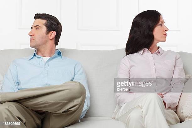 Unhappy couple divorce essay