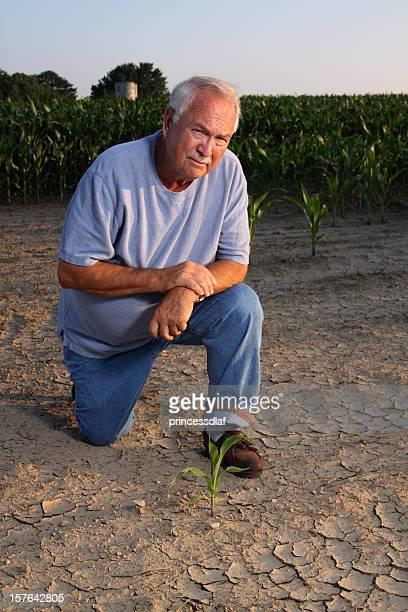Unhappy Farmer