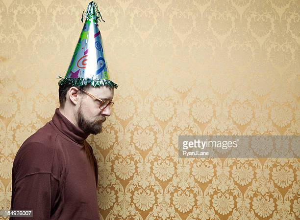 Unhappy Retro Birthday Party