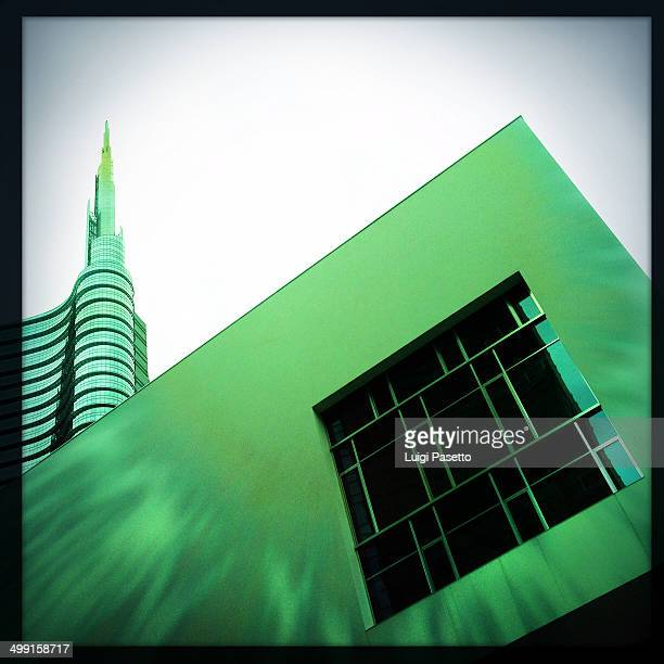 CONTENT] Unicredit Tower and Porta Nuova Building Gae Aulenti square Milan Lombardy Italy