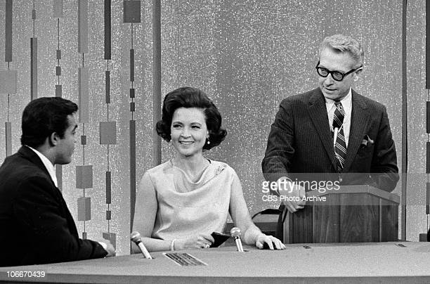 Allen Ludden And Betty White Stock Photos And Pictures