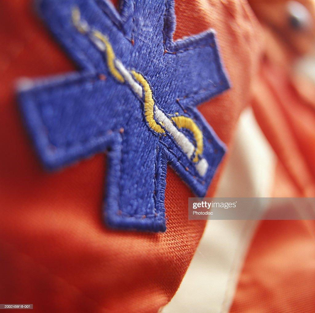 EMT uniform, (Close-up)