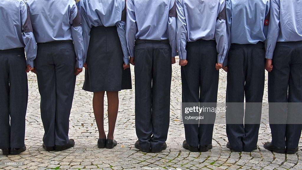 Uniforms : Stock Photo