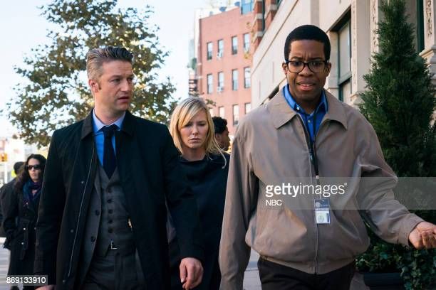 UNIT 'Unintended Consequences' Episode 1906 Pictured Peter Scanavino as Dominick 'Sonny' Carisi Kelli Giddish as Detective Amanda Rollins Anthony...