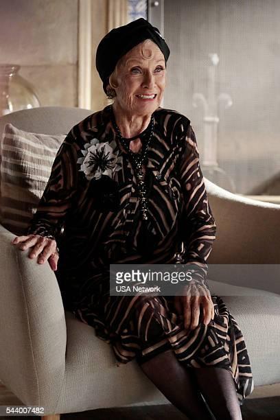 PAINS 'Uninterrupted' Episode 808 Pictured Cloris Leachman as Annette