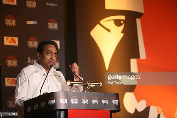 Union Cabinet Minister of Road Transport and Highways Kamal Nath at the India Today Conclave in New Delhi on March 12 2010