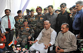 IND: Union Defence Minister Rajnath Singh Inaugurates The Ujh Bridge In District Kathua Of Jammu And Kashmir