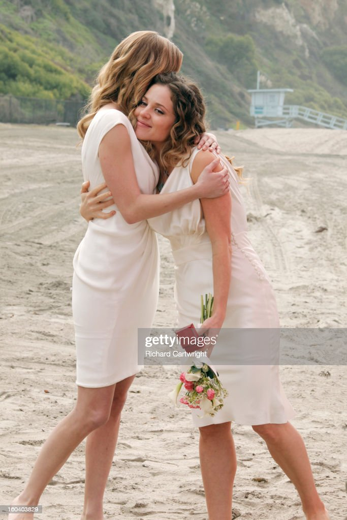 REVENGE - 'Union' - Emotions run deep when Jack and Amanda's wedding reminds Emily of what could have been. Meanwhile, things for Daniel get complicated at Grayson Global, and Conrad begins a new chapter, on 'Revenge,' SUNDAY, FEBRUARY 10 (9:00-10:02 p.m., ET), on the ABC Television Network. LEVIEVA