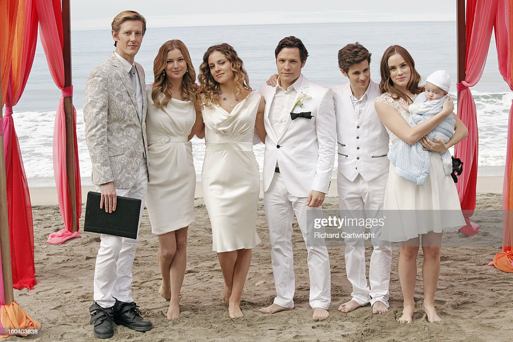 REVENGE - 'Union' - Emotions run deep when Jack and Amanda's wedding reminds Emily of what could have been. Meanwhile, things for Daniel get complicated at Grayson Global, and Conrad begins a new chapter, on 'Revenge,' SUNDAY, FEBRUARY 10 (9:00-10:02 p.m., ET), on the ABC Television Network. B. ALLEN