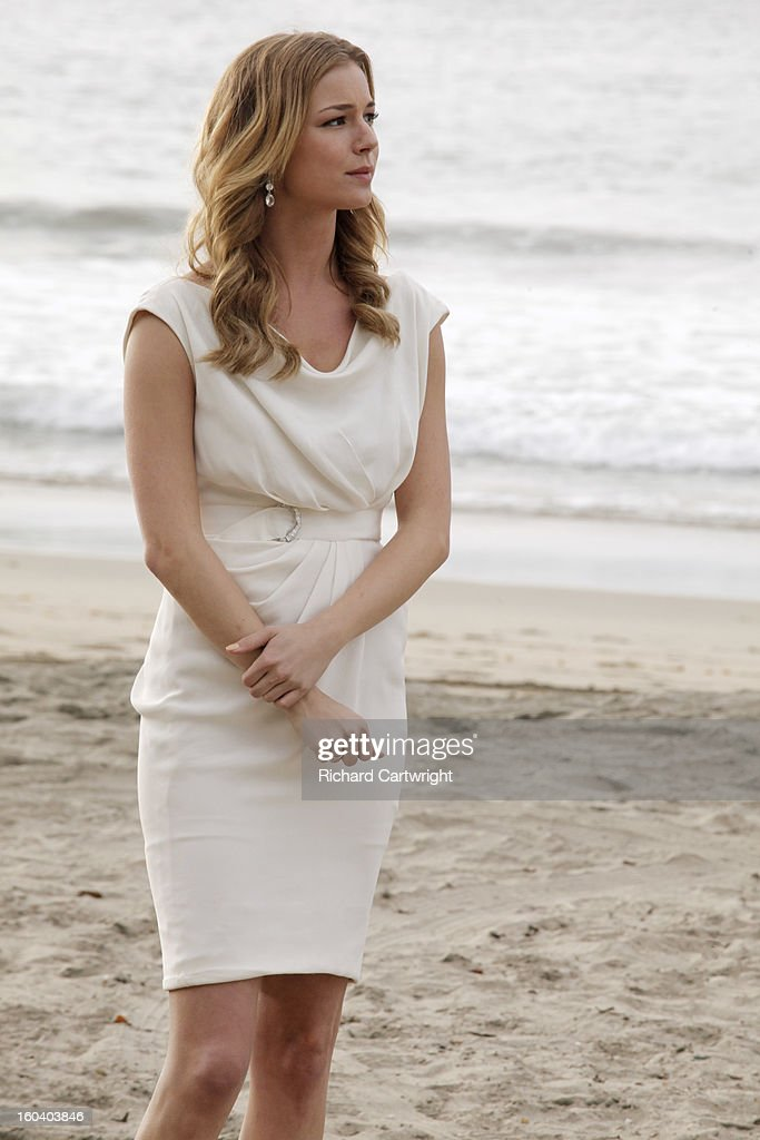 REVENGE - 'Union' - Emotions run deep when Jack and Amanda's wedding reminds Emily of what could have been. Meanwhile, things for Daniel get complicated at Grayson Global, and Conrad begins a new chapter, on 'Revenge,' SUNDAY, FEBRUARY 10 (9:00-10:02 p.m., ET), on the ABC Television Network. VANCAMP