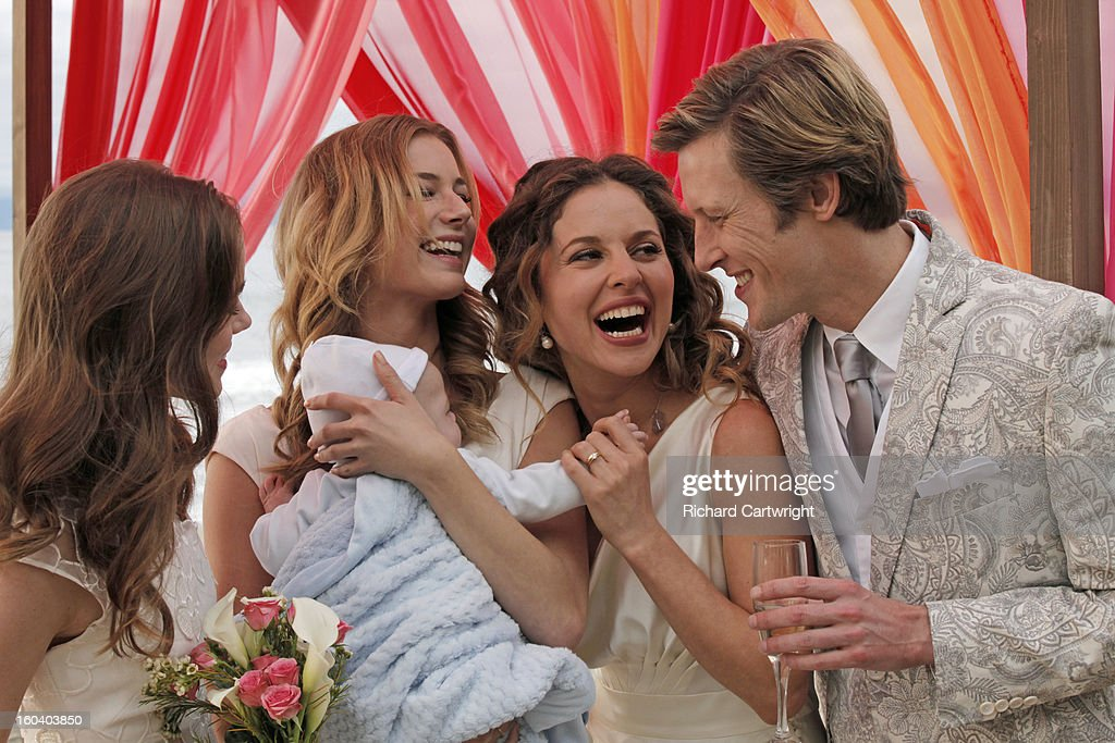 REVENGE - 'Union' - Emotions run deep when Jack and Amanda's wedding reminds Emily of what could have been. Meanwhile, things for Daniel get complicated at Grayson Global, and Conrad begins a new chapter, on 'Revenge,' SUNDAY, FEBRUARY 10 (9:00-10:02 p.m., ET), on the ABC Television Network. MANN