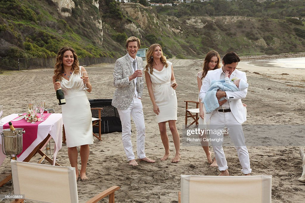 REVENGE - 'Union' - Emotions run deep when Jack and Amanda's wedding reminds Emily of what could have been. Meanwhile, things for Daniel get complicated at Grayson Global, and Conrad begins a new chapter, on 'Revenge,' SUNDAY, FEBRUARY 10 (9:00-10:02 p.m., ET), on the ABC Television Network. WECHSLER