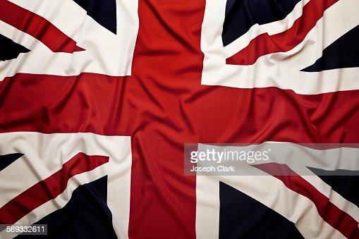 Union Jack Flag : Stock Photo