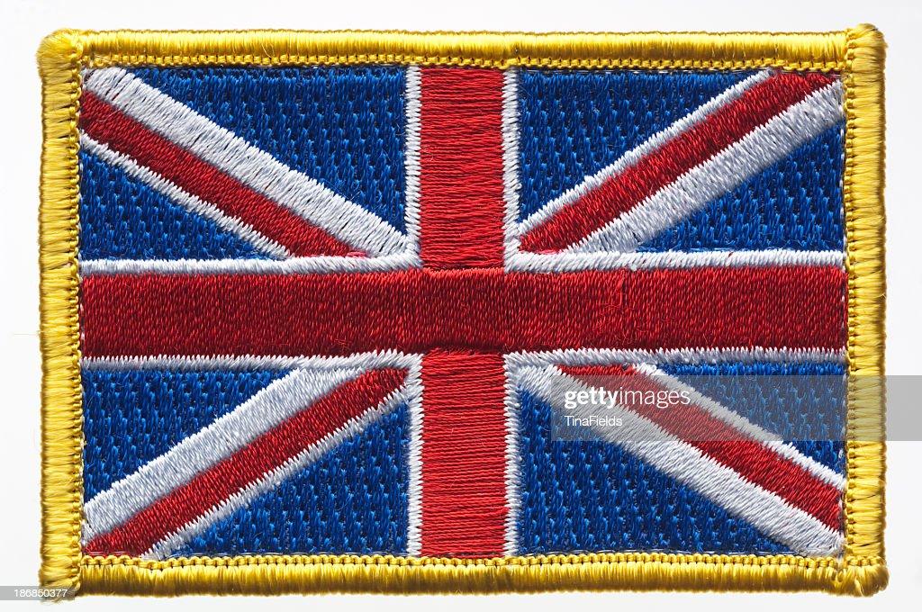 Union Jack, Great Britain's Flag Patch.