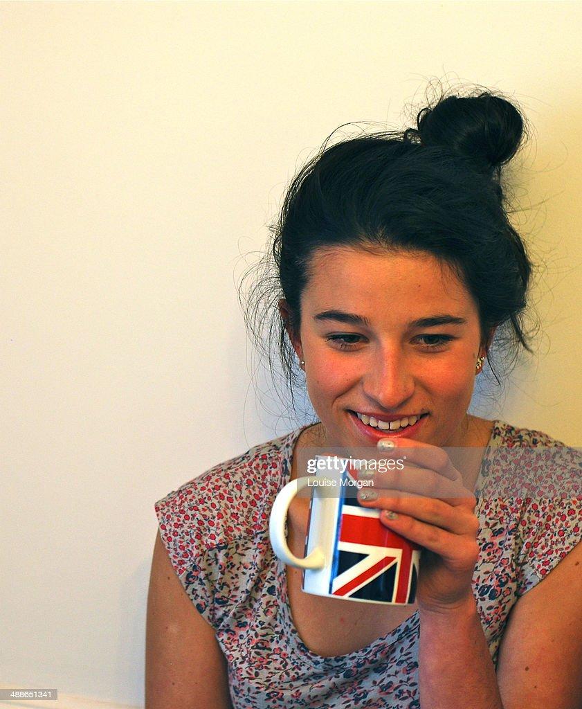 Union Jack mug : Stock Photo