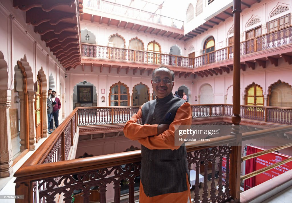 Haveli Dharampura Wins The 2017 UNESCO Asia-Pacific Awards For Cultural Heritage Conservation