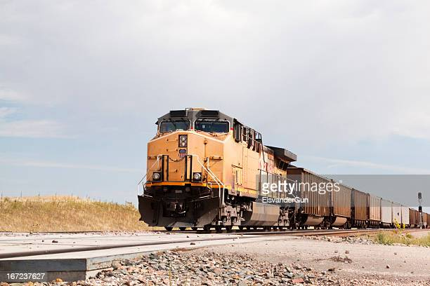 Union Pacific Railroad de s'approcher