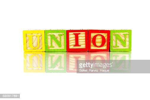 union : Stock Photo