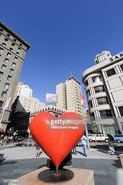 Union Square in San Francisco, California