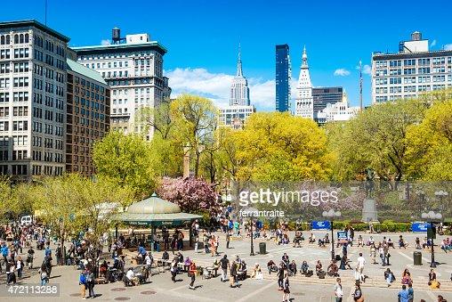Union Square-New York City