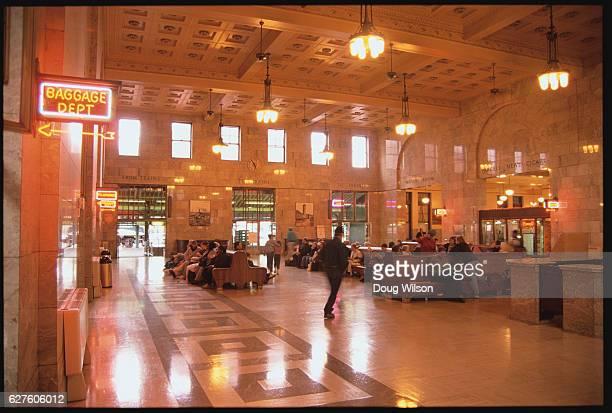 Union Station Interior Portland, Oregon