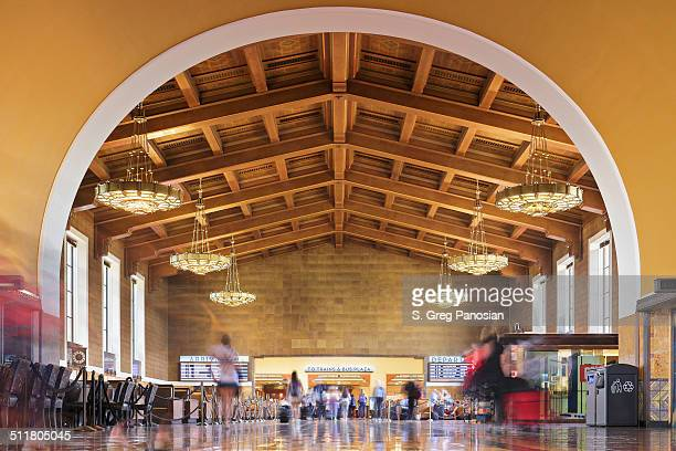 Union Station-Los Angeles