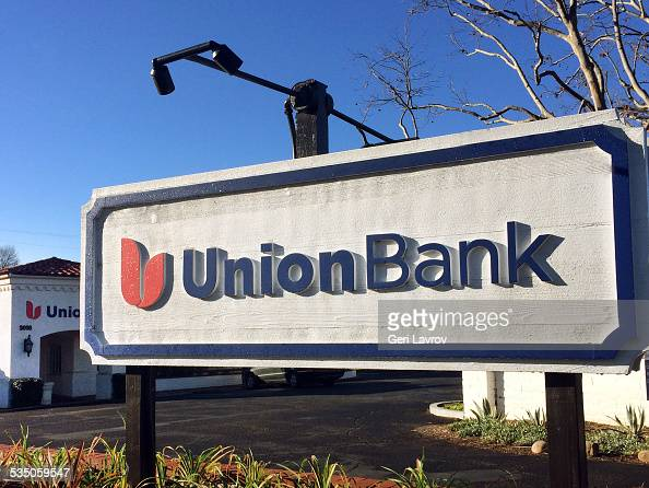 UnionBank front sign in Buellton California