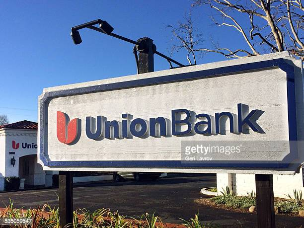 UnionBank front sign in Buellton California