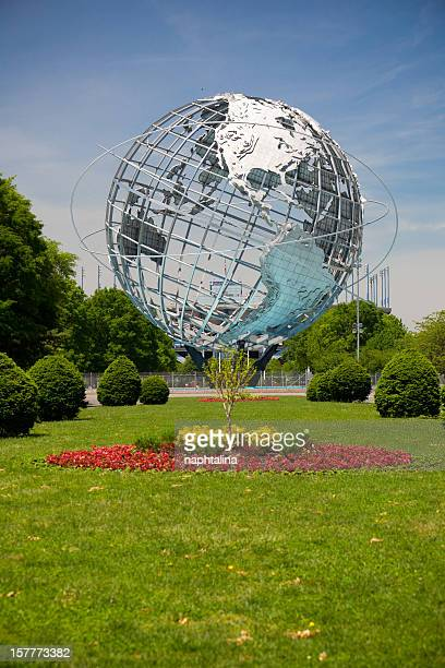 Unisphere in Flushing Meadows Corona Park