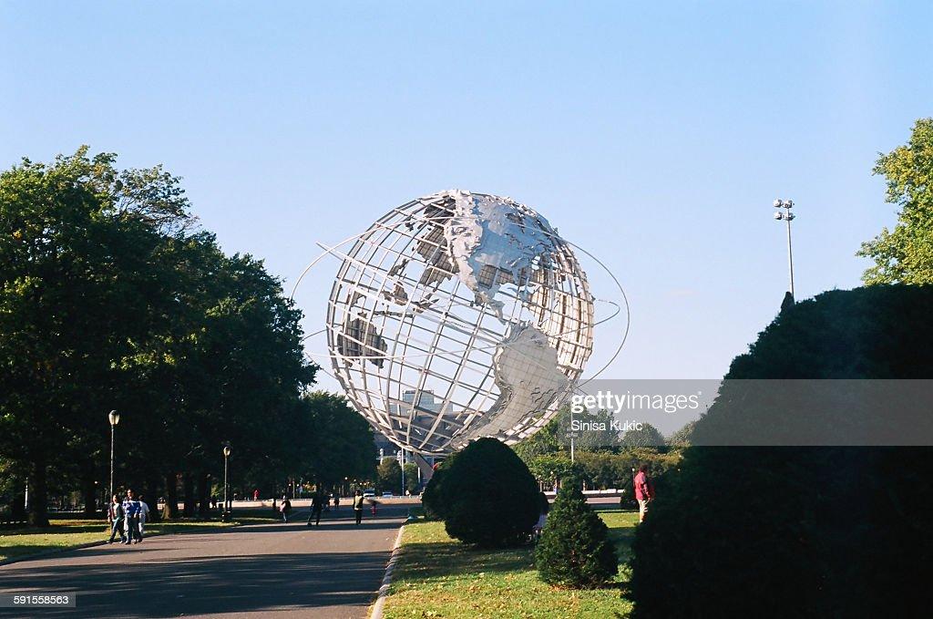 Unisphere, New York World's Fair