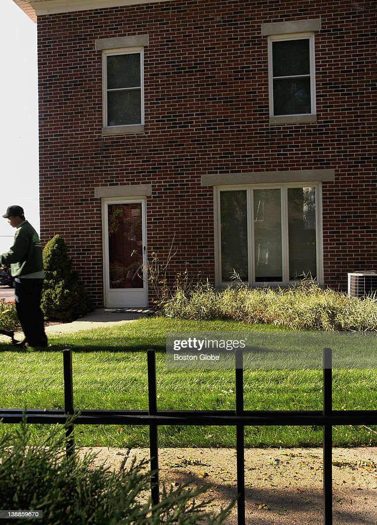 Unit 101 in Building 160 at Louisburg Square South in Quincy was a condo shared by Catherine Greig and James Whitey Bulger on Wednesday Nov 2 2011