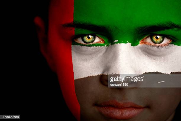 United Arab Emirates boy