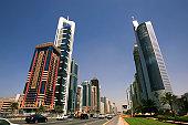 United Arab Emirates, Dubai, Sheikh Zayed Road