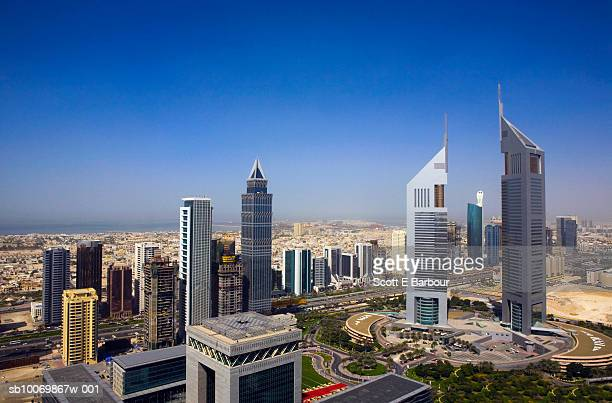 United Arab Emirates, Dubai, skyline