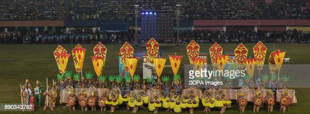PHILIPPINES MARIKINA NCR PHILIPPINES United as one Muslim groups exhibit their rich culture in the audience of the event The Biggest Annual...