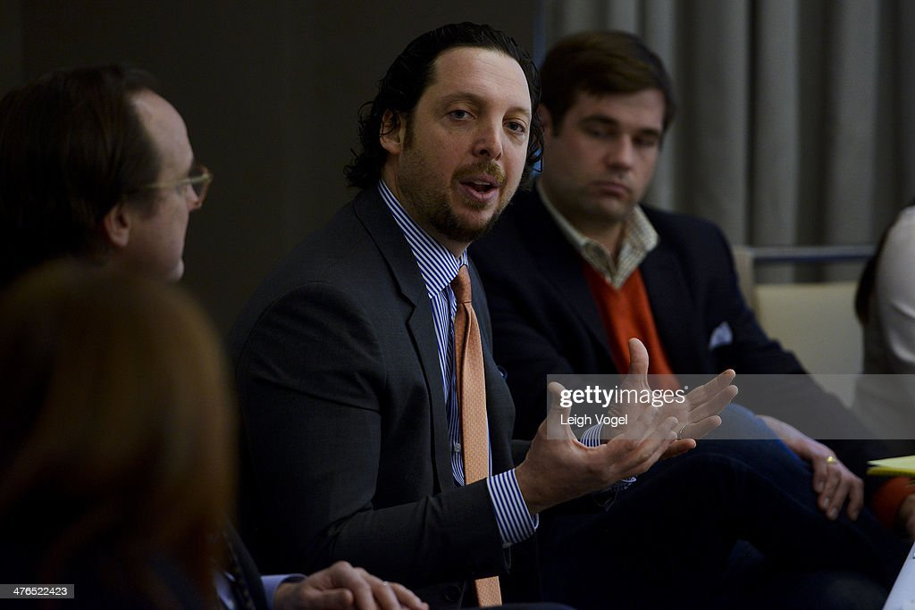United Entertainment Group CEO Jarrod Moses speaks during EDENS smart: The Art of Retail at Gansevoort Park Hotel on March 3, 2014 in New York City.